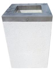 Precast Concrete Litter Bin Manufacturer in Abu Dhabi