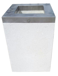 Precast Concrete Litter Bin Supplier in Al Ain