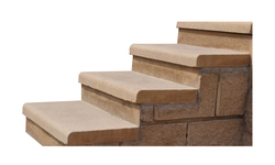 Precast Concrete Steps & Riser Supplier in Al Ain
