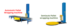 Automatic Pallet Wrapping Machine from SHRINK PACKING & PACKAGING EQUIPMENT TRADING LLC