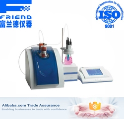 Automatic acid and base tester of petroleum products from FRIEND EXPERIMENTAL ANALYSIS INSTRUMENT CO., LTD