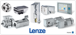 LENZE Frequency Inverters VFD Drives, AC Induction Motors, Smart Motors, Gear Boxes, Geared Motors, PLC, HMI and Automation Solutions; Factory Automation & Process Automation from LENZE POWER TRANSMISSION LPT FZC