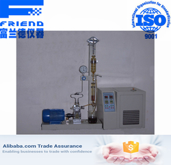 Diesel fuel nozzle shear stability tester from FRIEND EXPERIMENTAL ANALYSIS INSTRUMENT CO., LTD
