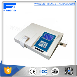 sulfur content analyzer (X-ray spectroscopy) from FRIEND EXPERIMENTAL ANALYSIS INSTRUMENT CO., LTD
