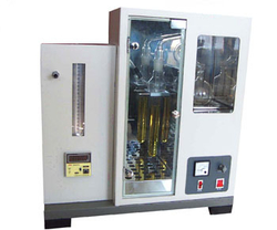 Automatic high vacuum distillation analyzer from FRIEND EXPERIMENTAL ANALYSIS INSTRUMENT CO., LTD