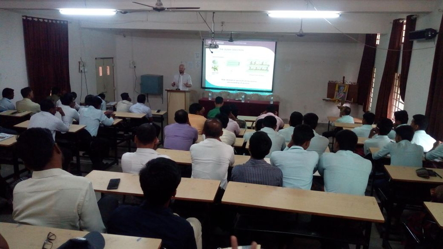 "Workshop on ""Aflatoxin in Milk :- It's effects and control"""