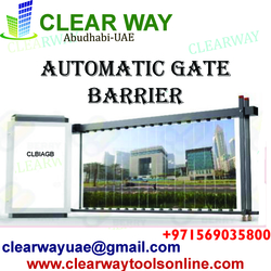 AUTOMATIC GATE BARRIER DEALER IN MUSSAFAH , ABUDHABI , UAE from CLEAR WAY BUILDING MATERIALS TRADING