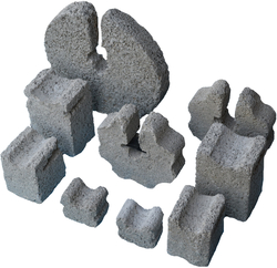 Cast Concrete  Spacer Block Manufacturer in Umm Al Quwain