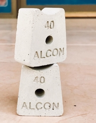 Cover block supplier in Ras Al Khaima from ALCON CONCRETE PRODUCTS FACTORY LLC