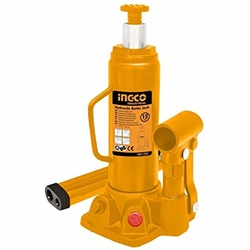 10 Ton Hydraulic bottle jack suppliers in Qatar from AERODYNAMIC TRADING CONTRACTING & SERVICES , QATAR