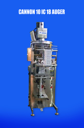Spices packaging machine from CANNON ENGINEERING INDUSTRIES