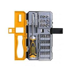 33 pieces screwdriver set suppliers in Qatar from RALEON TRADING WLL , QATAR / TELE : 30012880 / SAQIB@RALEON.ME