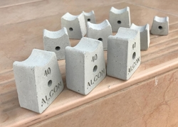 Alcon PVC Spacers & Concrete Spacers in Fujairah