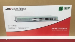 ALLIED TELESIS POE SWITCH from SEVEN STARS TECHNOLOGY LLC
