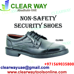 NON-SAFETY SECURITY SHOES DEALER IN MUSSAFAH , ABUDHABI ,UAE from CLEAR WAY BUILDING MATERIALS TRADING