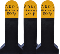 Route Marker Supplier in Al Ain from DUCON BUILDING MATERIALS LLC