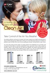 IQAIR ® air Purifiers in UAE
