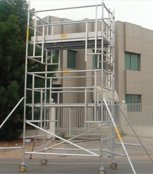 Advanced Guardrail from ASCEND ACCESS SYSTEMS SCAFFOLDING LLC