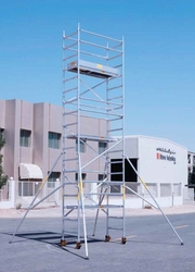 Single Width Tower from ASCEND ACCESS SYSTEMS SCAFFOLDING LLC
