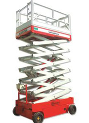 Scissor Lift from ASCEND ACCESS SYSTEMS SCAFFOLDING LLC
