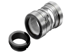 Singal Coil Spring seal       Type- 04AS from ALFLAAH SEALS PVT LTD