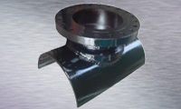 ASME/ANSI B16.9 Split Tees from AMARDEEP STEEL CENTRE
