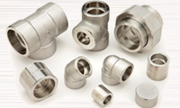 Forged Socket Weld Pipe Fittings from AMARDEEP STEEL CENTRE