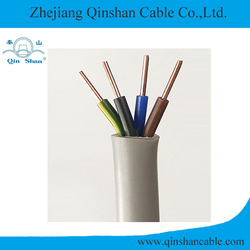 4C Solid Copper Conductor PVC Insulated and Sheathed Electrical Wire