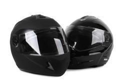 MOTOR BIKE SAFETY HELMET