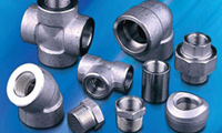 Super Duplex Steel Forged Fittings from AMARDEEP STEEL CENTRE