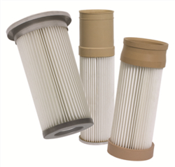 Industrial Pleated Bag Filter from CONSTROMECH FZCO