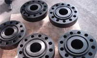 Carbon Steel Flanges from AMARDEEP STEEL CENTRE