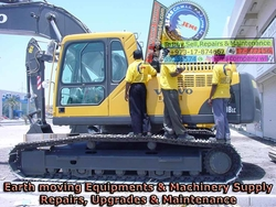 Construction Equipment & Machinery Supply & Services in Bahrain from JEMS SOLUTIONS W L L