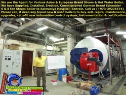 Boiler Supply & Service provider in Bahrain