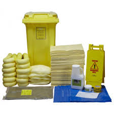 CHEMICAL SPILL KIT from EXCEL TRADING COMPANY - L L C