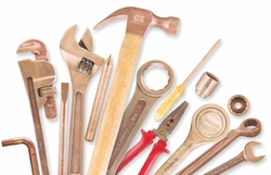 NON SPARKING TOOLS from PAHWA METALTECH PVT LTD
