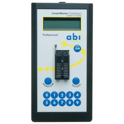 ABI Linear Master Compact IC Tester suppliers in Qatar from AERODYNAMIC TRADING CONTRACTING & SERVICES , QATAR / TELE : 33190803 / SARATH@AERODYNAMIC.QA