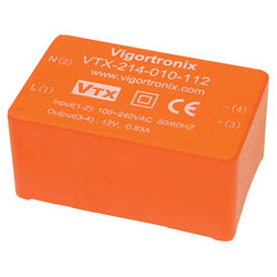 Vigortronix Power supply suppliers in Qatar from MINA TRADING & CONTRACTING , QATAR