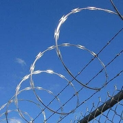 razor wire=BTO22-CBT65-protection wire