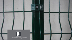 100*50mm galvanized welded euro fence-Dazzle