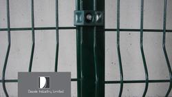 100*50mm galvanized welded euro fence-Dazzle
