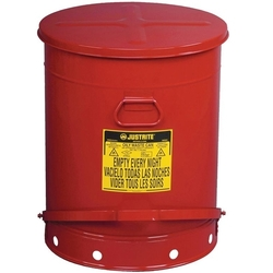 Oily waste Can JUSTRITE from WESTERN CORPORATION LIMITED FZE