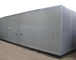 1250 KW Cummins Diesel Generators Enclosed