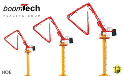 Boomtech Trailer Concrete Pump from HOUSE OF EQUIPMENT LLC