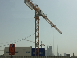 TOWER CRANE SUPPLIERS IN UAE