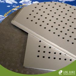 Perforated gypsum board from LONG RANGE ENTERPRISE CO., LTD.