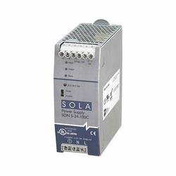 SOLA Power Supplies in Qatar from MINA TRADING & CONTRACTING , QATAR