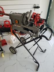 Pipe threading machine Macstroc - FLARE.2C