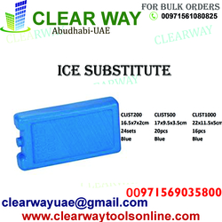 ICE SUBSTITUTE DEALER IN MUSSAFAH,ABUDHABI,UAE from CLEAR WAY BUILDING MATERIALS TRADING