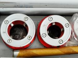 """Macstroc Manual Ratchet Threader 1/2""""-2"""""""
